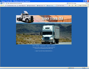 Space Truck USA, Corp